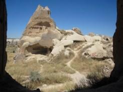 les célèbres églises taillées dans la roche à Göreme