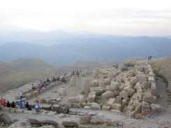 Le rikiki mont Nemrut