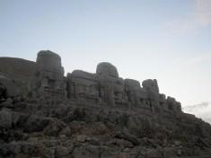 L'imposant mont Nemrut