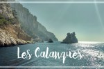 Les calanques marseille Illustration