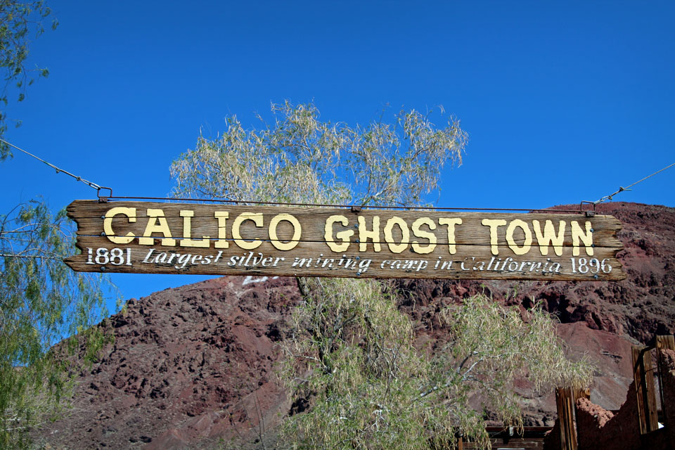 Calico Ville Fantôme - Ghost Town California
