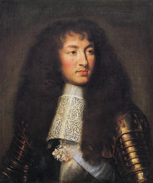 Louis XIV par Charles Le Brun