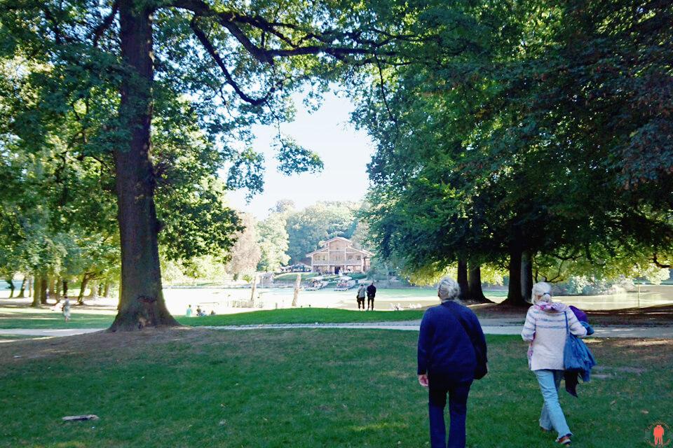 Que faire à Bruxelles - Bois de la Cambre Bruxelles