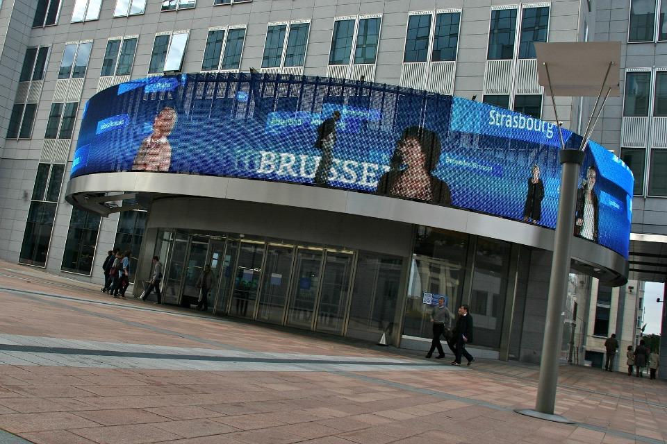 Que faire à Bruxelles - Parlemantarium