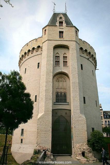 Que faire à Bruxelles - Tour de la Porte de Hal