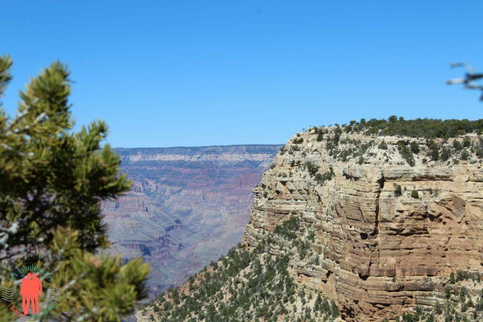 Strates géologiques Grand Canyon