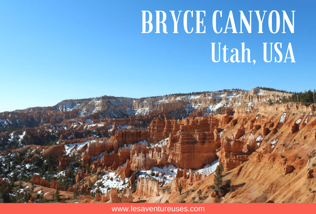 Bryce Canyon, Utah USA