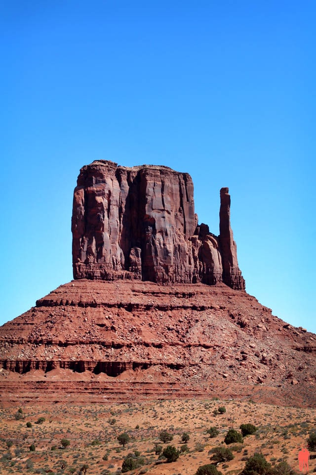 East Mitten - Monument Valley Tribal Park