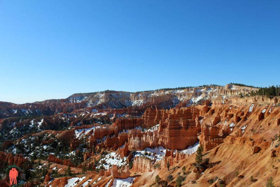 Second panorama, Bryce Canyon