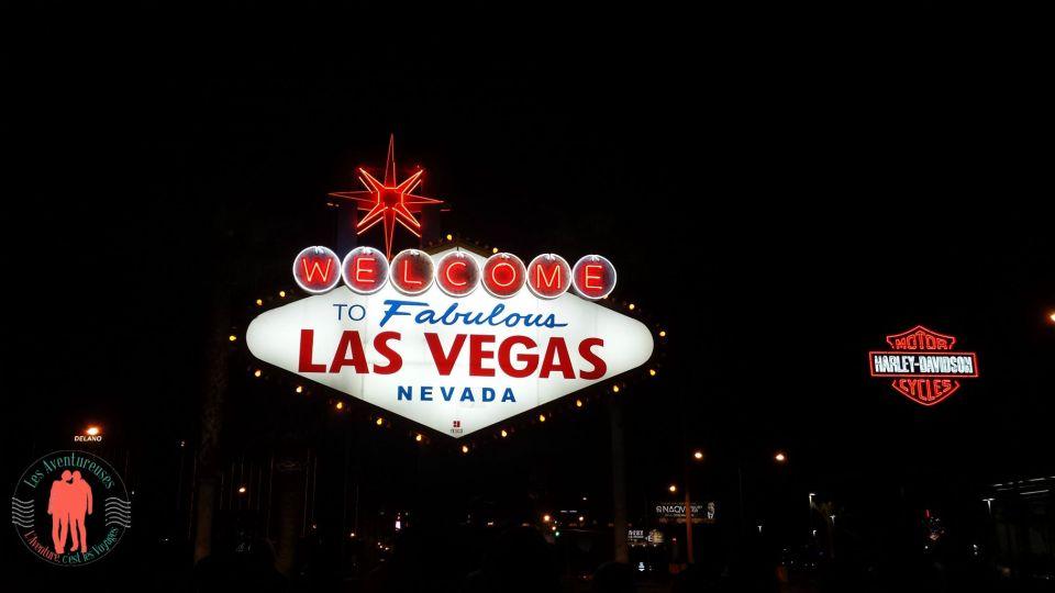 Bienvenue à Las Vegas