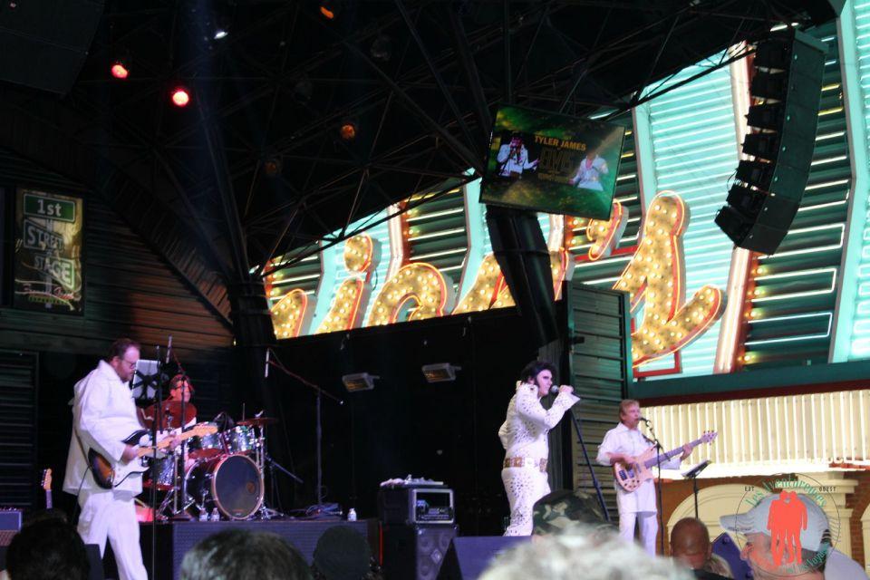 Elvis à Las Vegas