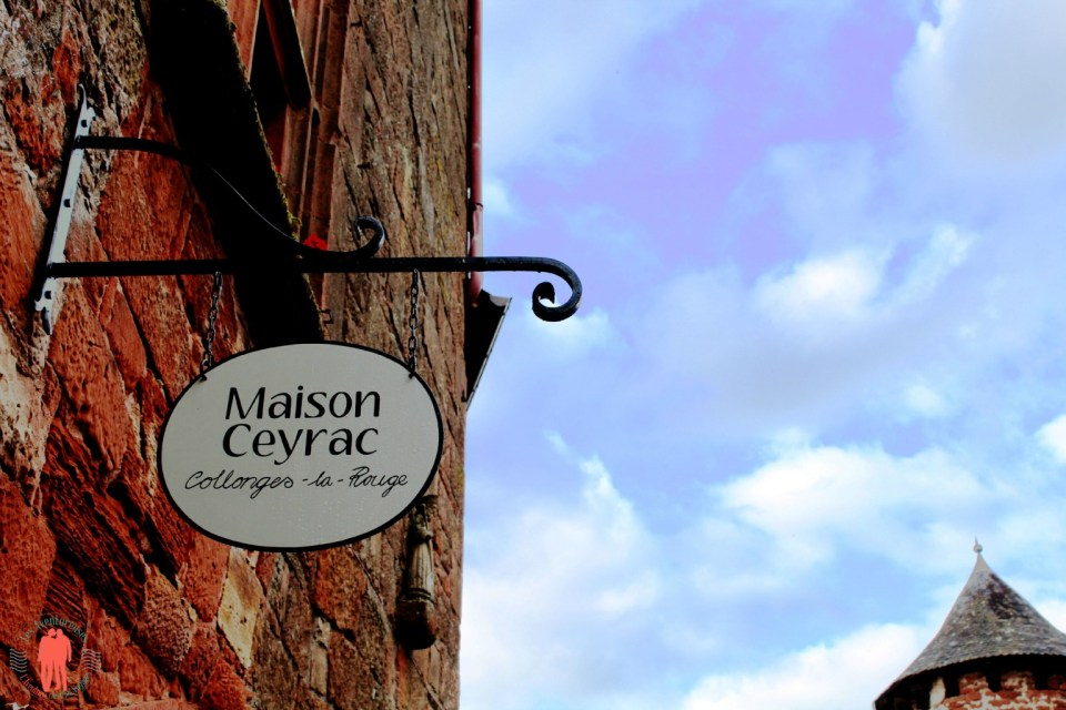 Maison Ceyrac, Collonges la Rouge