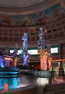 Spectacle statue, Las Vegas