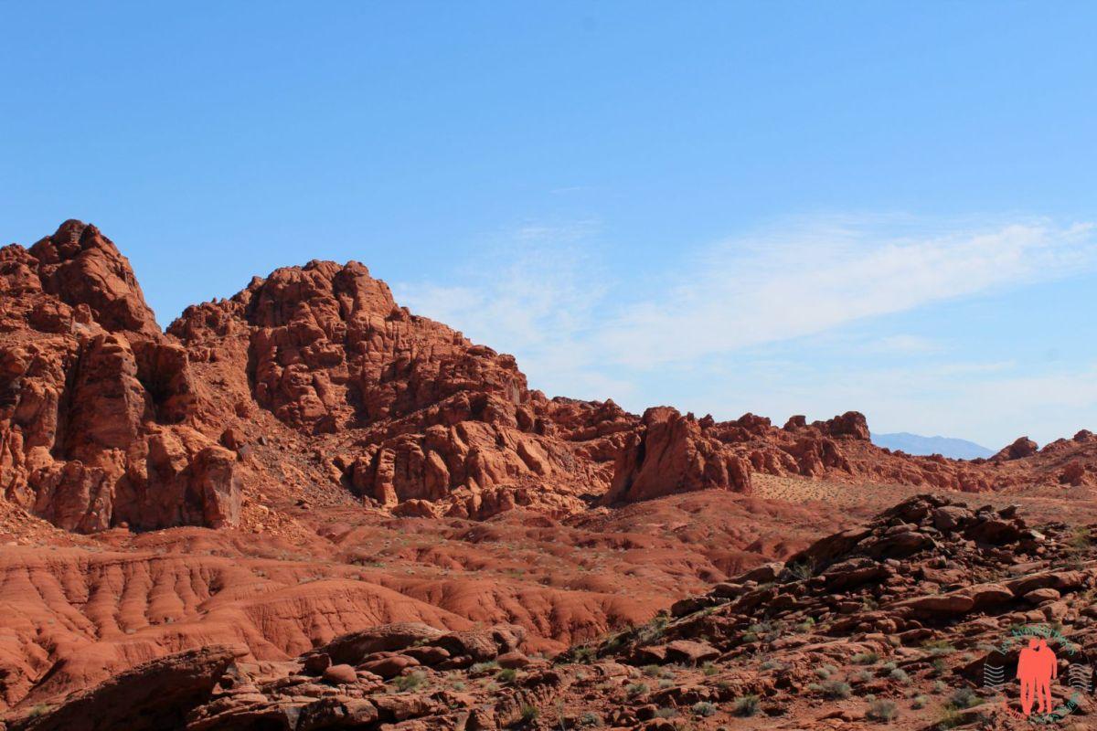 Las Vegas et la Flamboyante Vallée du Feu [Part 2]