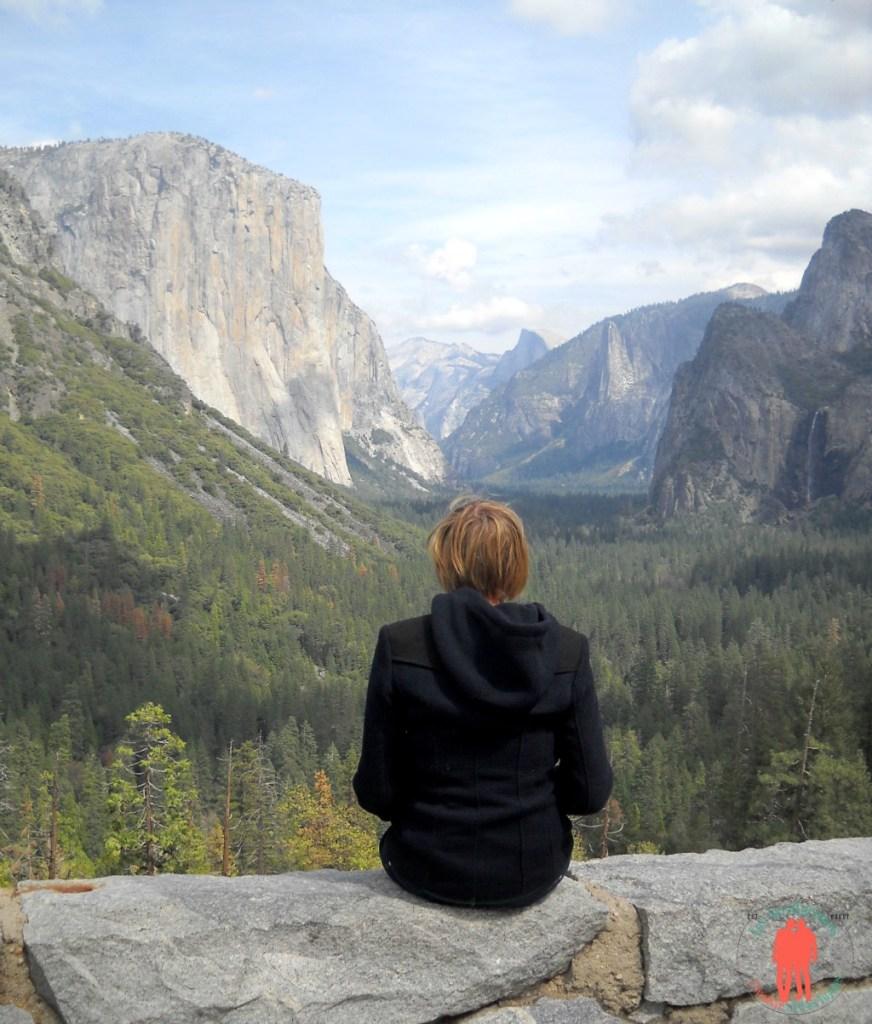 Gaïa in the Yosemite
