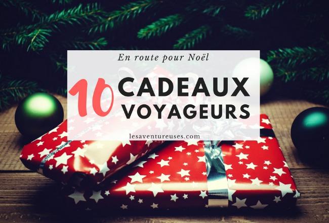 10 Idées Cadeau Voyageur