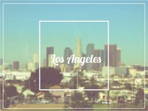 Los Angeles, City of Angel
