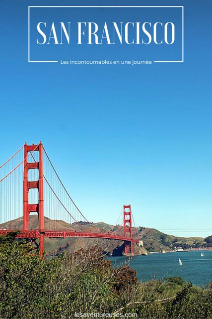 San Francisco - Les incontournables P