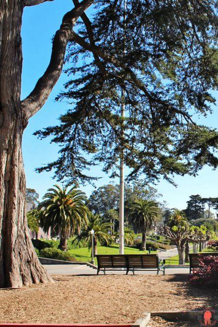 Visiter San Francisco Parc du Golden Gate