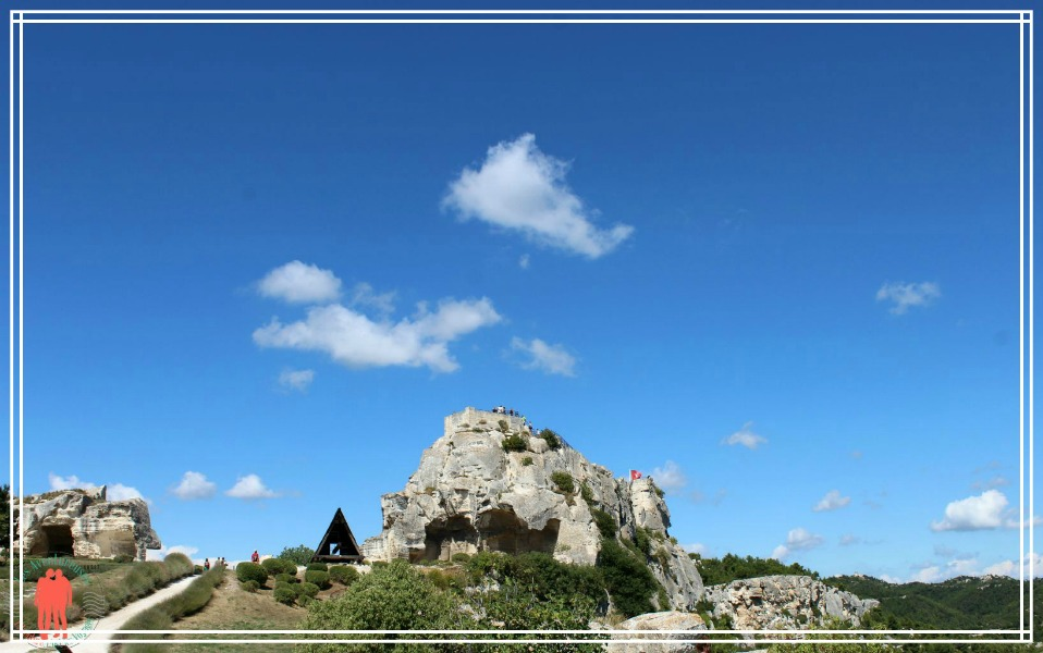 Les Baux de Provence Septembre 2015