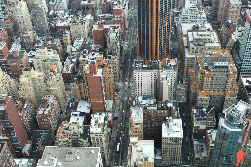 Vue sur New-York