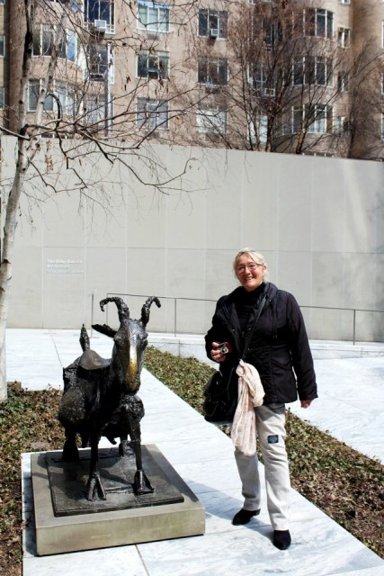maman & Picasso, MOMA