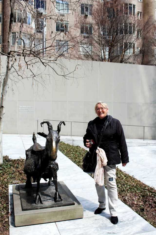 maman & Picasso, MOMA