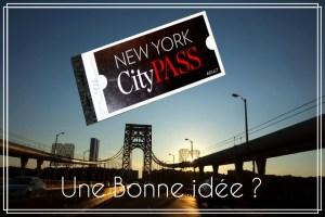 City Pass New-York