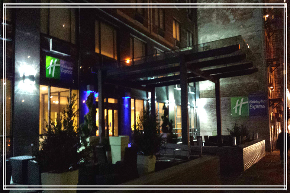 Holiday Inn Express New-York