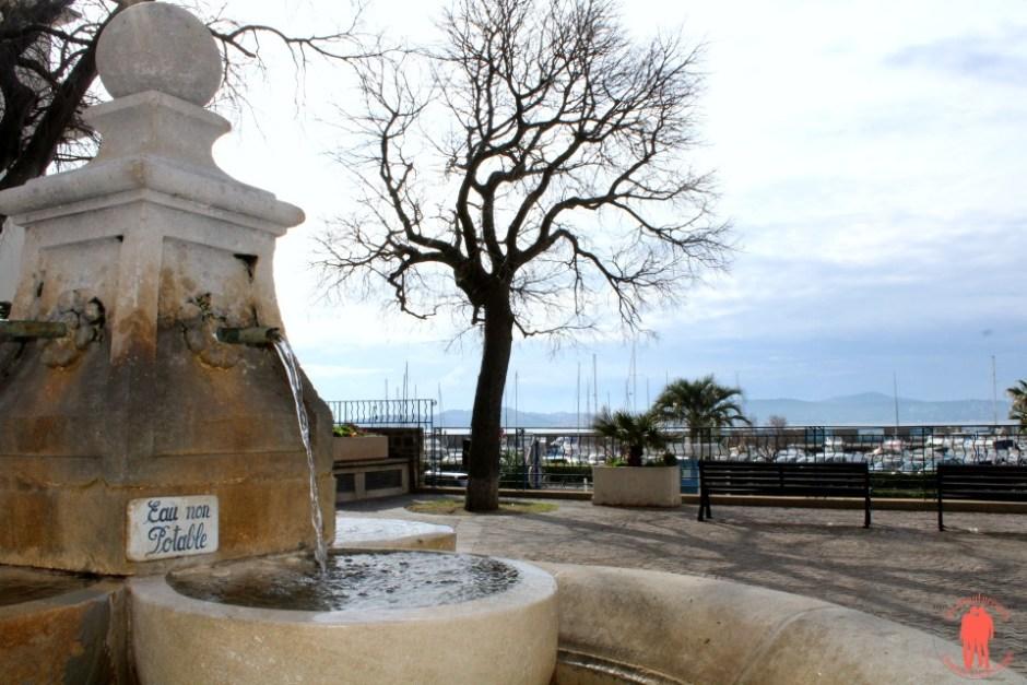 Place Tour Carré Sainte Maxime