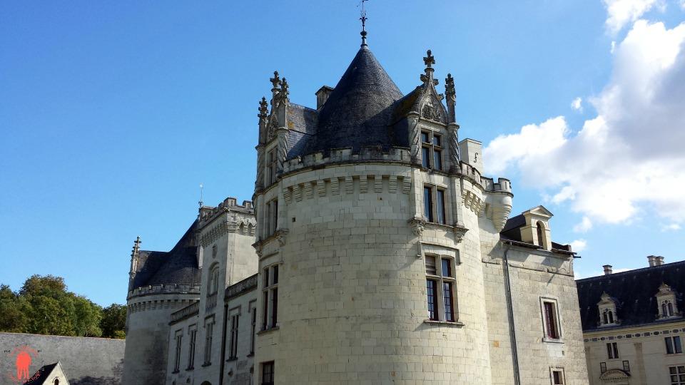 Château de Brézé Une tour renaissance