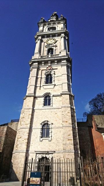 Beffroi Mons Belgique