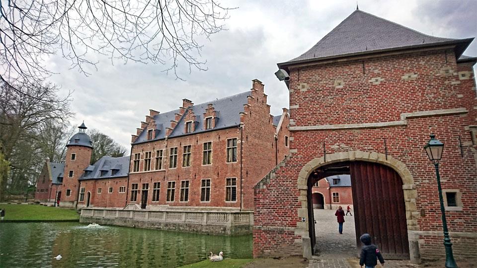 château de karreveld, Molenbeek Saint-Jean