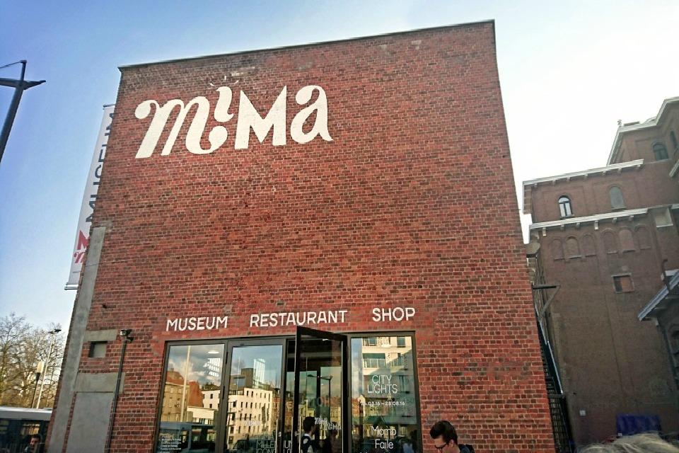 MIMA Opening batiment