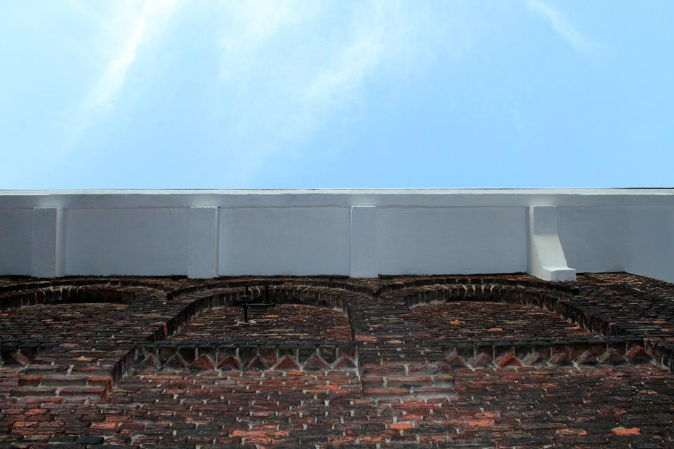 Murs en brique Rouge Bellevue MIMA