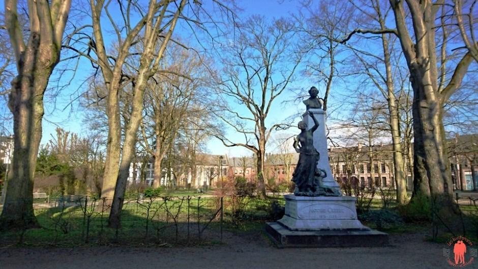 Parc Mons Belgique