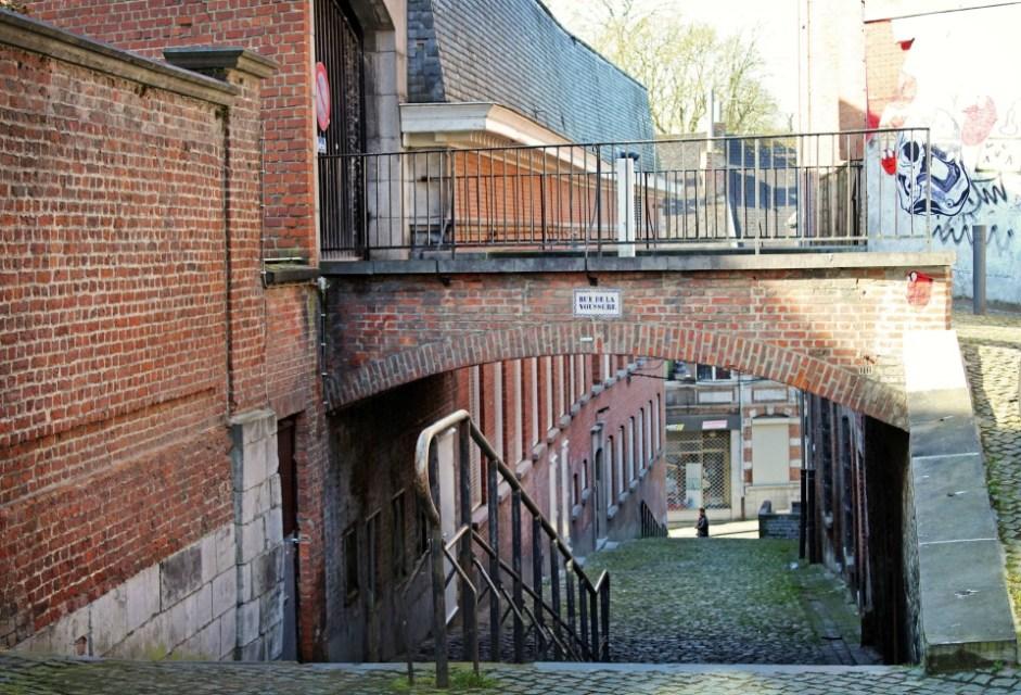 Rue de la Voussure, Mons Belgique