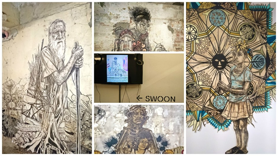 Swoon, City Lights, MIMA