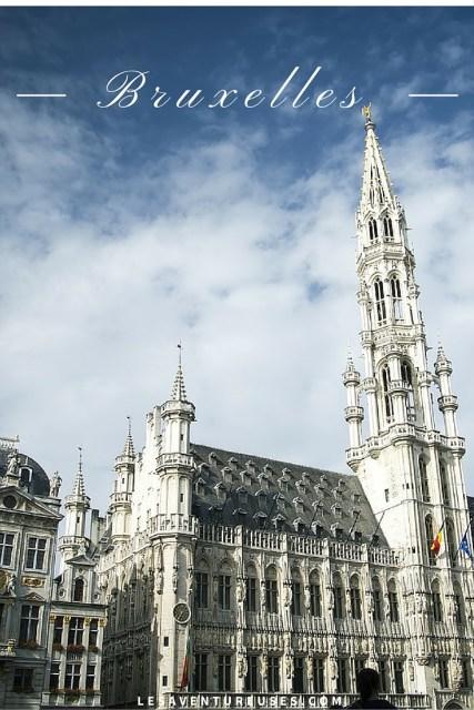 Cadeau pour la fête des mères - Week-end Bruxelles 3