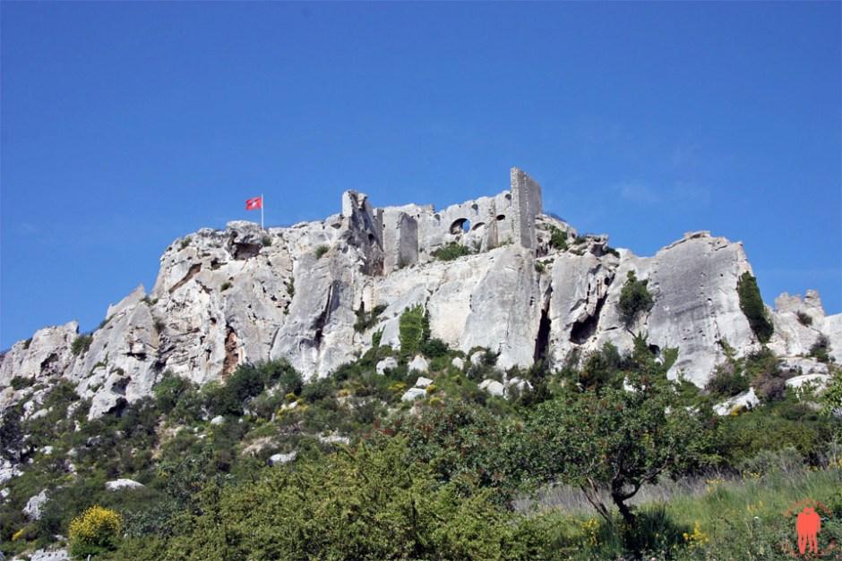 Les Baux de Provence - Le Château