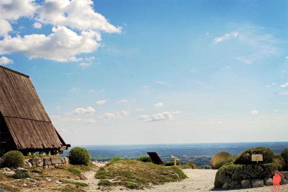 Les baux de Provence - Vue du panorama 3