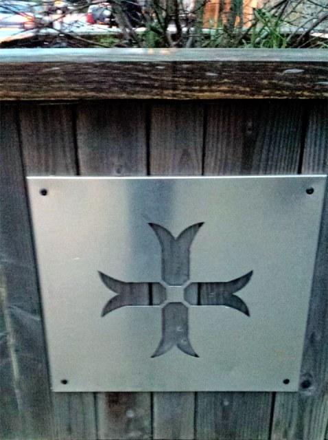 Visiter l'Aveyron - Croix Templière