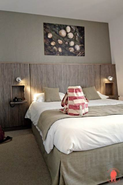 Hôtel Mercure Balmoral Chambre - Visiter Saint-Malo