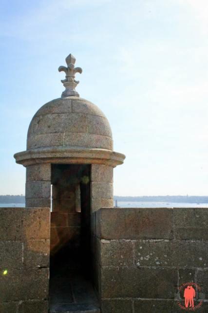 Sur les Remparts - Visiter Saint-Malo