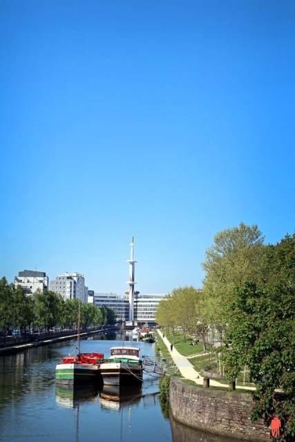 Canal Saint-Cyr - Visiter Rennes