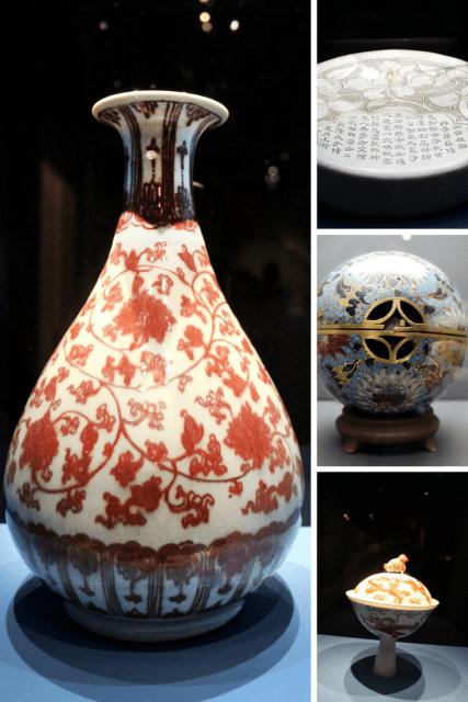 Porcelaine Chinoise - Cité Interdite à Monaco