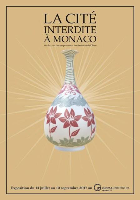 Porcelaine Les Aventureuses - Cité Interdite Monaco