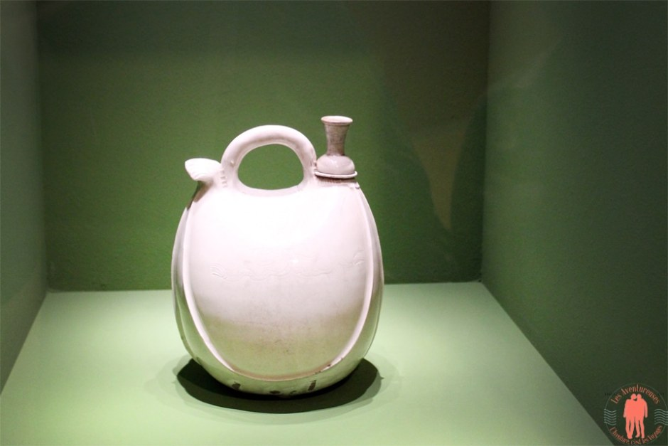 Pot céramique - Cité Interdite Monaco
