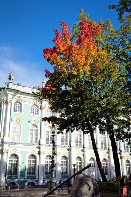 Visiter-Saint-Pétersbourg-Extérieur-Couleurs-Automne