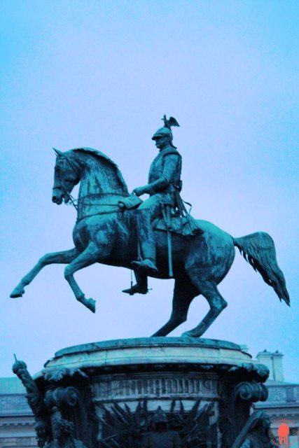 Visiter-Saint-Petersbourg-cavalier-de-bronze